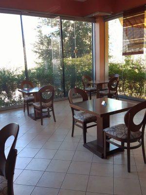 Εσωτερικοί χώροι του Ξενοδοχείου Byzantio